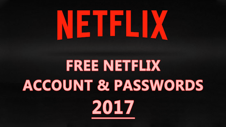 Free   Premium Netflix Accounts & Passwords 2018 – Netflix
